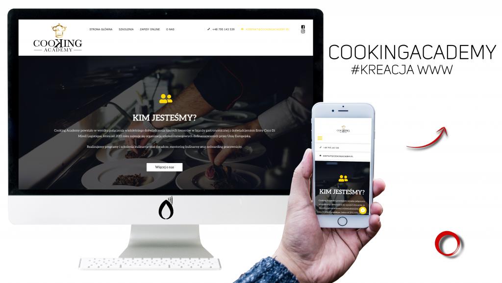 cooking academy kreacja www